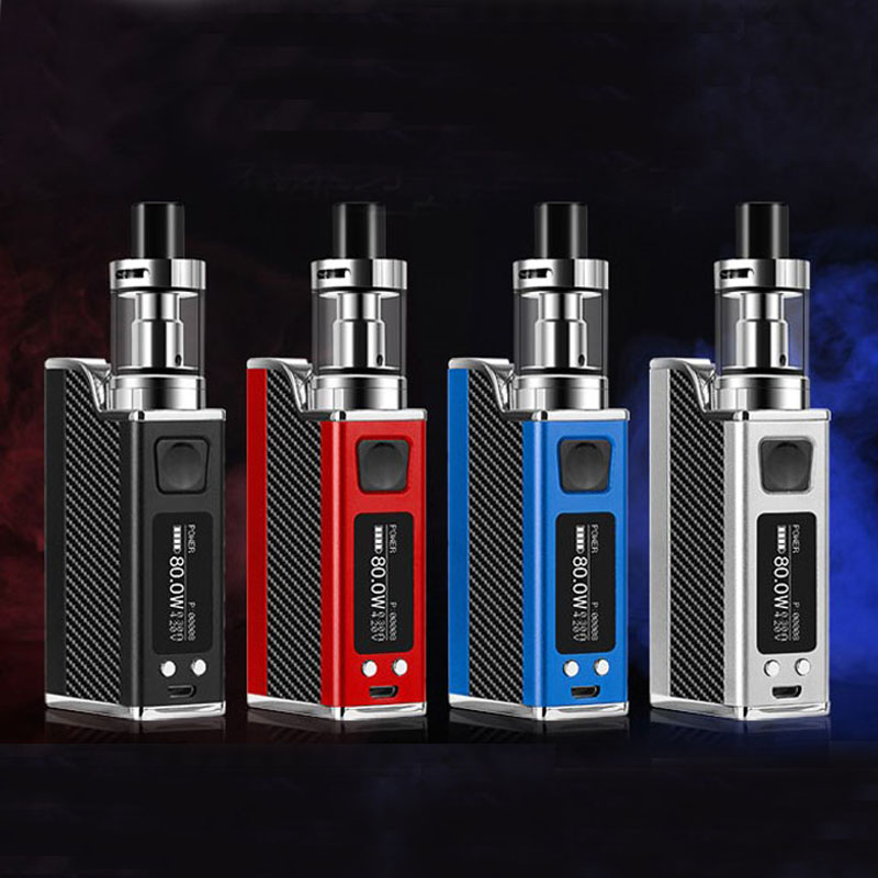 E-XY 150W Vape Box Kits 510 Vape Electronic Cigarette Temperature Control 1500mAh Battery SUB Tank