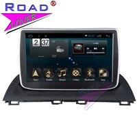 TOPNAVI 2G 32GB Android 7 1 Octa Core Car Media Center Auto Player For Mazda 3
