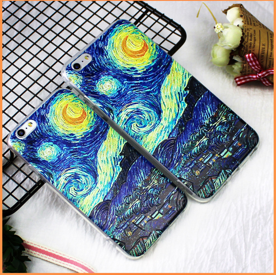 !ACCEZZ TPU Soft Cartoon 3D Protective Back Cover For Apple iphone 66s78 Plus Case Creative Patterned Phone Shell Funda Coque (9)