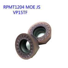 RPMT1204 MO E VP15TF Turning Tool Carbide Insert RPMT 1204 Face Mill Lathe Milling CNC Tools Milling Cutter Milling Tools цены