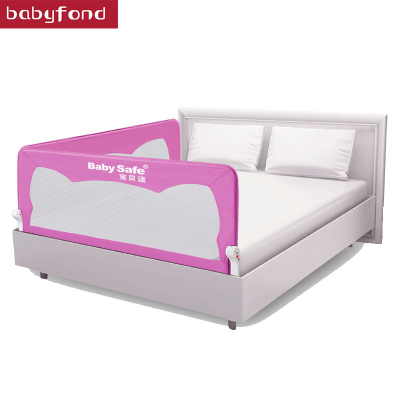 Babyfond Baby Anti Fall Bedside Barrier Childrens Bed Fence 180cm, 120cm, 150cm Universal Baby Bed Railing baby bed railsBabyfond Baby Anti Fall Bedside Barrier Childrens Bed Fence 180cm, 120cm, 150cm Universal Baby Bed Railing baby bed rails
