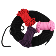 Hand Ankle Restraints 10m Bondage Rope Adult Couples Sex Role Play Toy
