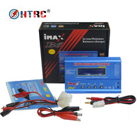 DC Balance Charger Discharger iMAX B6 80W with Charging Cable Sets XT60 connector large / mini Tamiya Deans plug Optional