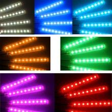 Car Interior RGB Neon Lights