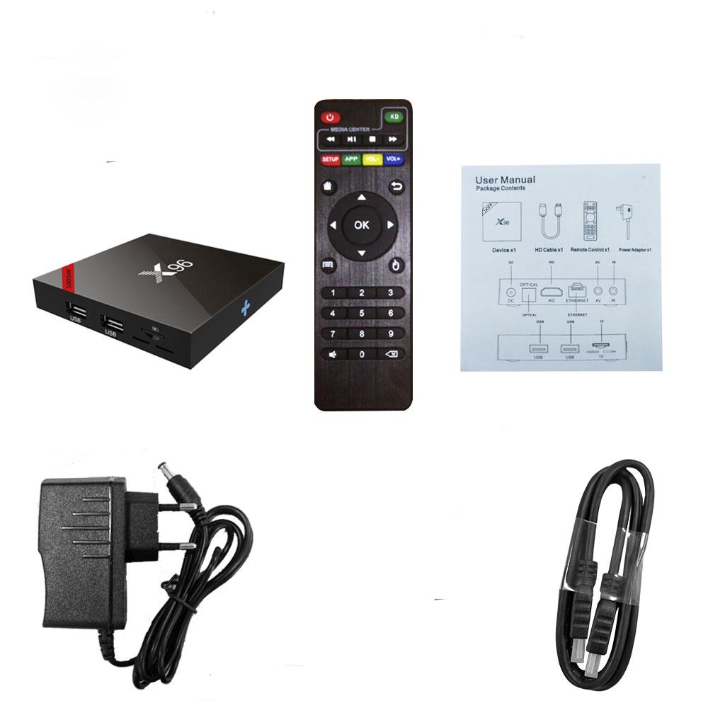 X96 Tv Box Android 7.1