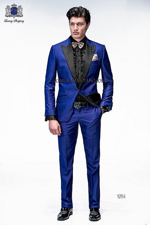 Popular Italian Blue Suit-Buy Cheap Italian Blue Suit lots from