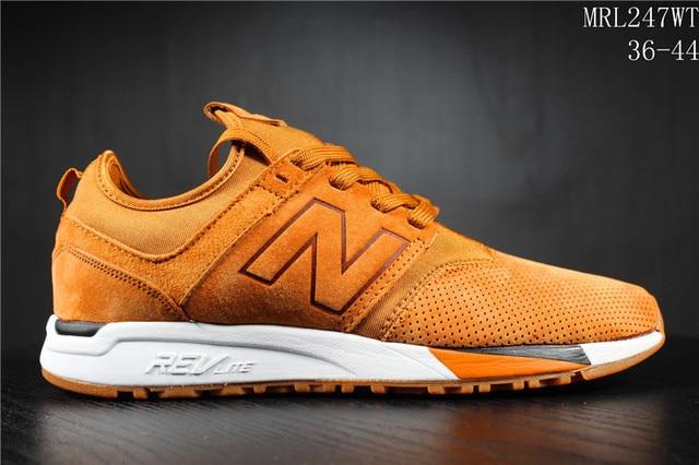 NEW BALANCE 247 rétro authentique chaussures de course hommes ...