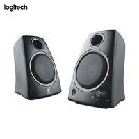 Logitech LGT Z130 Speaker, 2 way, 2.0 channels, Wired, 3.5 mm, 5 W, Black