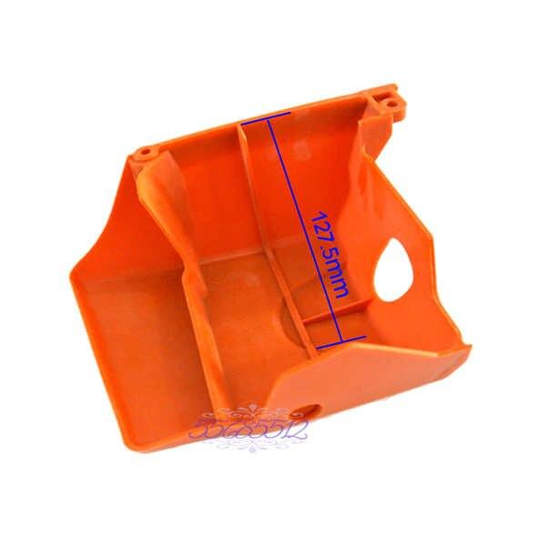 Superiore in plastica Sudario Coperchio del Cilindro Misura STIHL MS380 381 038 OEM #1119 080 1602