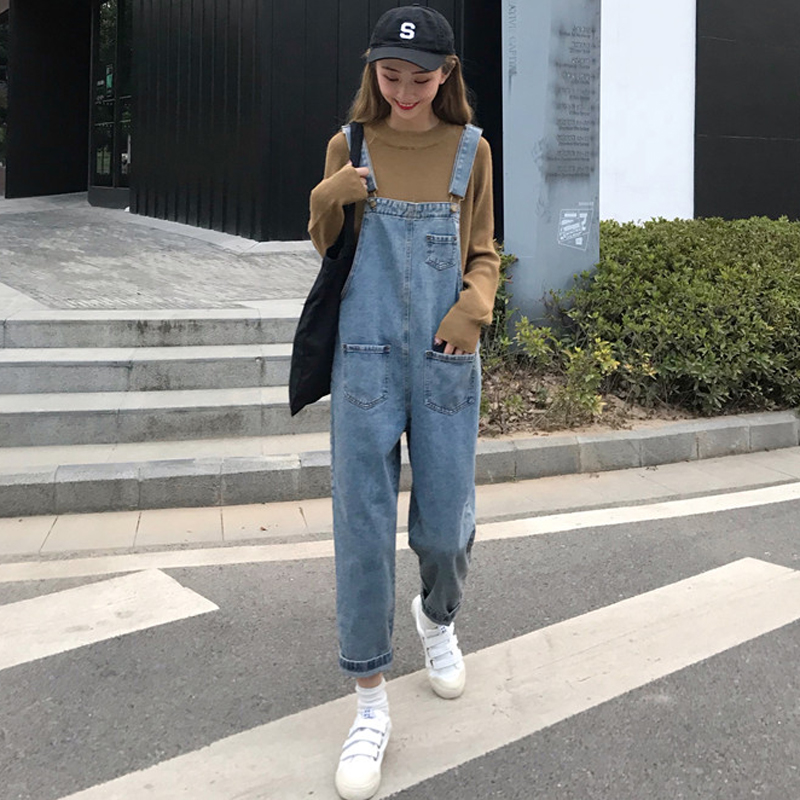 Cheap Wholesale 2019 New Spring Summer Autumn Hot Selling Women's Fashion Casual  Denim Pants FC211