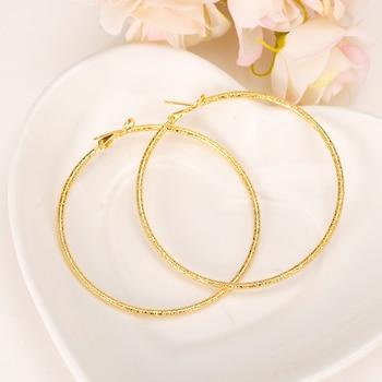 14 k Yellow Solid Fine Gold Earrings Jewelry K-Gold Jewelry