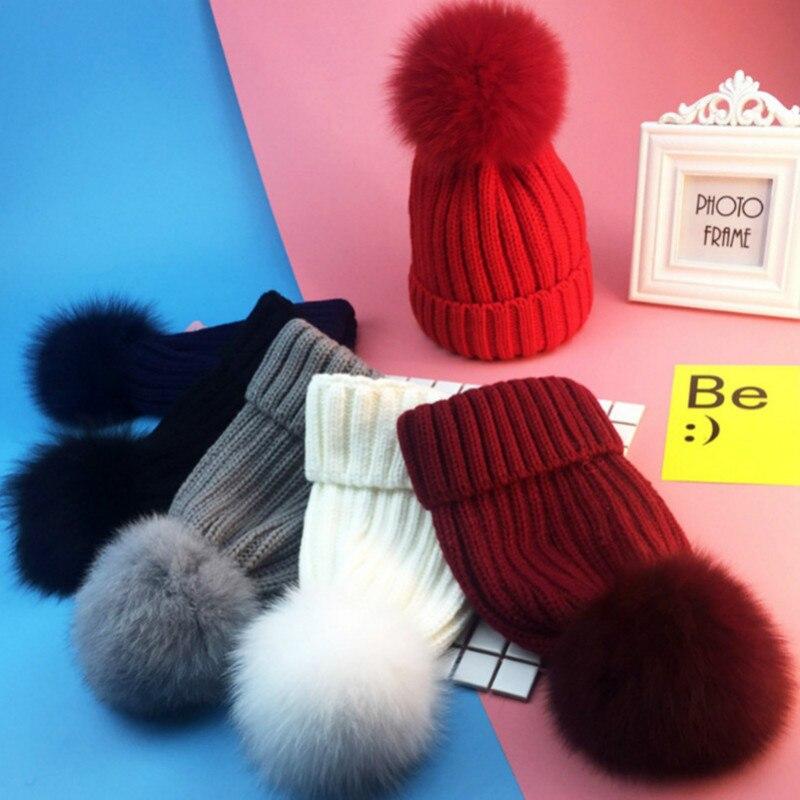 Hot Sales Velvet Knitted Hat Women Winter Hat For Women Hat Fashion Warm Skullies Beanies Female Cap Free Shipping R214