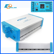 Power inverter 2000W EPEVER Off grid tie system DC 24V 48V input optional to AC output 220V 230V Pure Sine wave electirc tools