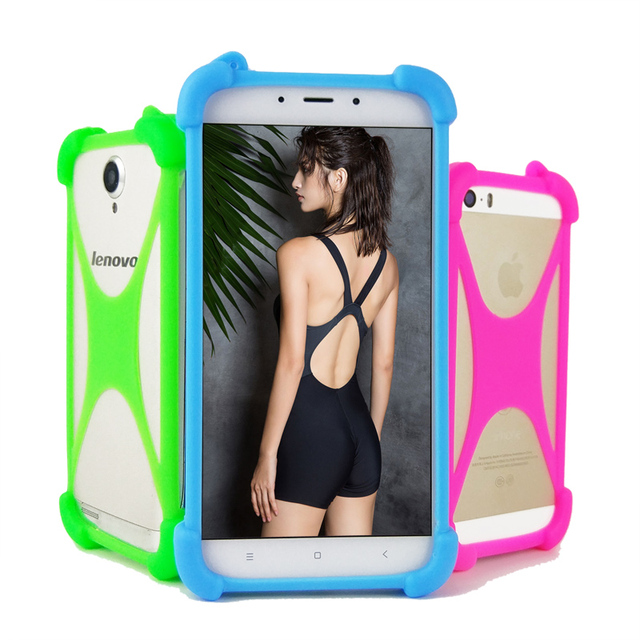 Allview X2 Xtreme case cover silicon Universal case for Allview A5 Ready case cover soft Elastic Allview E3 Jump case cover