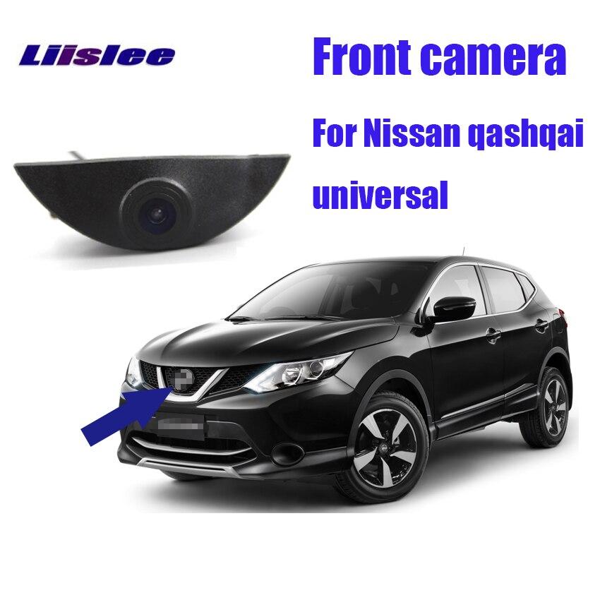 Caméra de stationnement étanche avec Logo avant pour voitures CCD pour Nissan qashqai