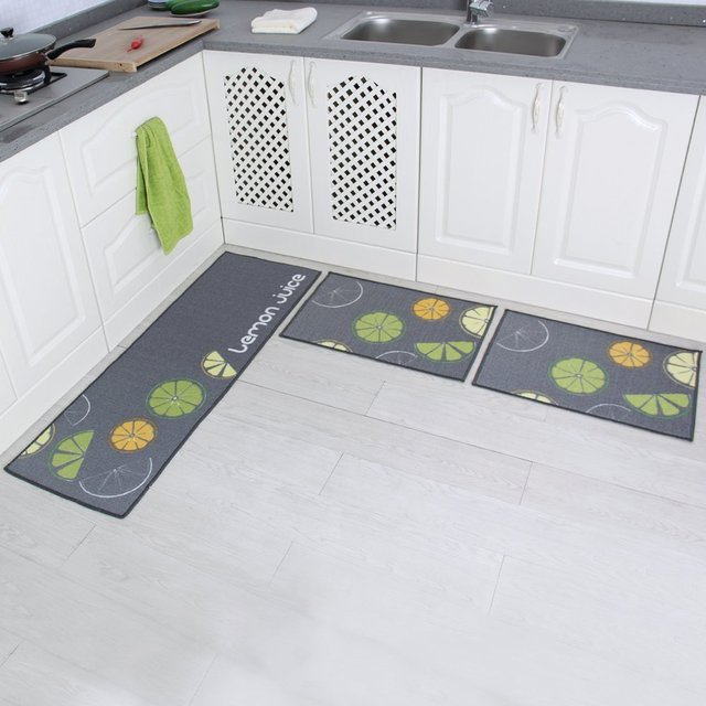 Aliexpress.Com : Buy 3 Piece Anti Slip Kitchen Mat Long Bath