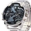 SHIWEIBAO Mens Relógios Desportivos Relógio De Quartzo-Relógio Vestido Militar Reloj Relógios de Pulso Verde