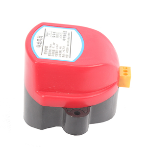 Image 3 - 220V Actuator for Air damper valve 12V/24V Electric air duct motorized damper Wind valve Driver 1NM for ventilation pipe