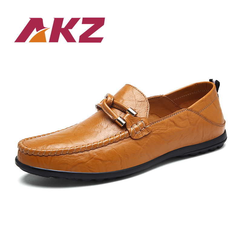 AKZ Brand Loafers Mens Casual παπούτσια 2018 - Ανδρικά υποδήματα