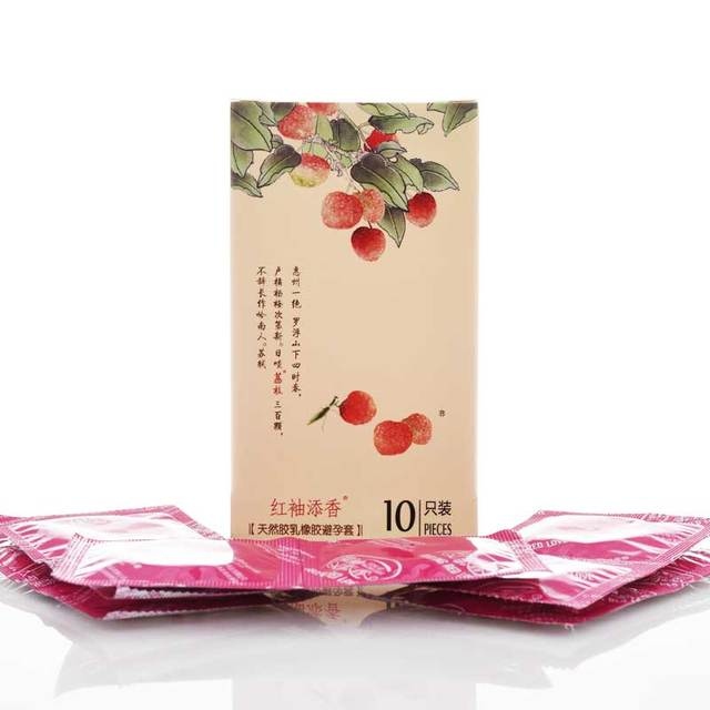 10Pcs/Pack Condom Ultra Thin Large Oil Quantity Super Toughnes Latex Sex Condoms Sex Tool Products for Men Safe contraception