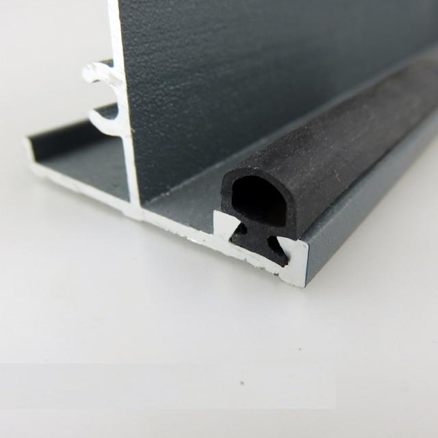 Alluminio porte e finestre in gomma epdm striscia di tenuta schermo scorrevole telaio - Guarnizioni finestre alluminio ...