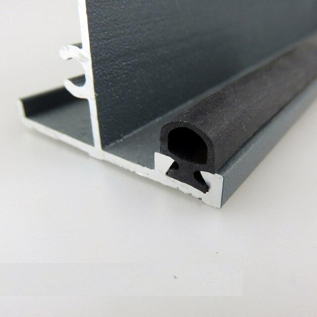 Aluminium Porte Fenêtre Epdm Caoutchouc Bande Détanchéité écran