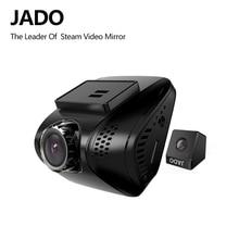JADO D770S 2,0 Автомобильные видеорегистраторы Full HD 1080 P Мини Автомобильный видеорегистратор с двумя Камера s-Video Регистраторы 140 градусов автомобиль Камера регистратор регистраторы