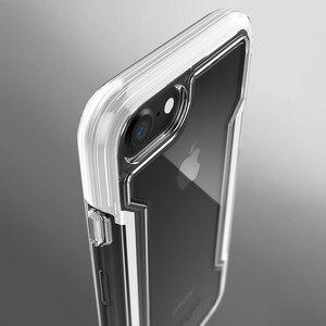 Image 3 - Túi Chống Sốc X Doria Quốc Phòng Ốp Lưng Điện Thoại Trong Suốt Dành Cho iPhone SE2 7 8 Ốp Lưng Quân Đội Cao Cấp Thả Thử Nghiệm Bảo Vệ Coque Cho iPhone 7 8 Plus