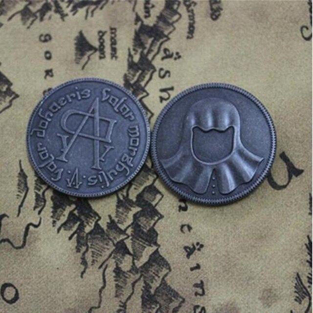 Монета Игра престолов Валар Моргулис