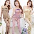 Women sexy lingerie hot erotic sex costumes langerie underwear babydoll sleepwear negligee fishnet open crotch pajamas for women