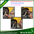 ZipClipGo Emergency Traction Aid can be used on all kind of alloy and aluminium, steel rims
