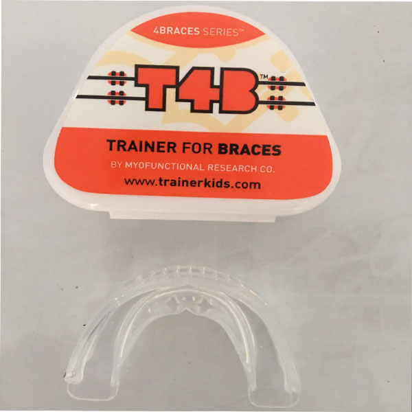 Myofunctional Orthodontic T4B Trainer/Australia Original MRC Appliance T4B myofunctional infant trainer phase ii hard oringal made in australia infant primary dentition trainer girls