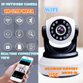 CCTV CAMERA surveillance video recorder system Wireless IP Wifi  720P HD  Mega P2P Alarm support Onvif 128G sd card Network