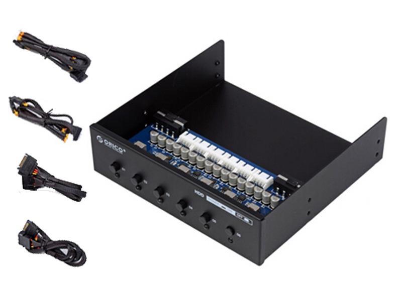 Prix pour ORICO HD-PW6101 disque dur sélecteur sata drive switcher HDD Commande de Commutation de Puissance Pour PC De Bureau ordinateur CD-ROM Slot Espace