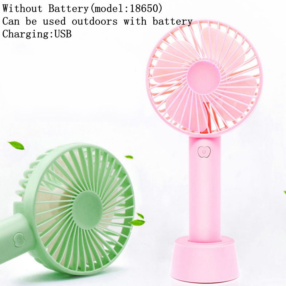 Liraly USB Rechargeable Electric Fan Bendable Shaped Clip Mini Fan