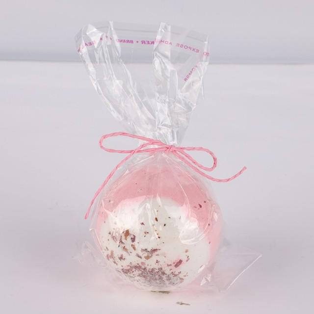 Hot Sell Dry Flower Moisturizing Bubble Bath Bomb Ball Essential Oil Bath SPA Stress Relief Exfoliating Bath Salt Bathing 3