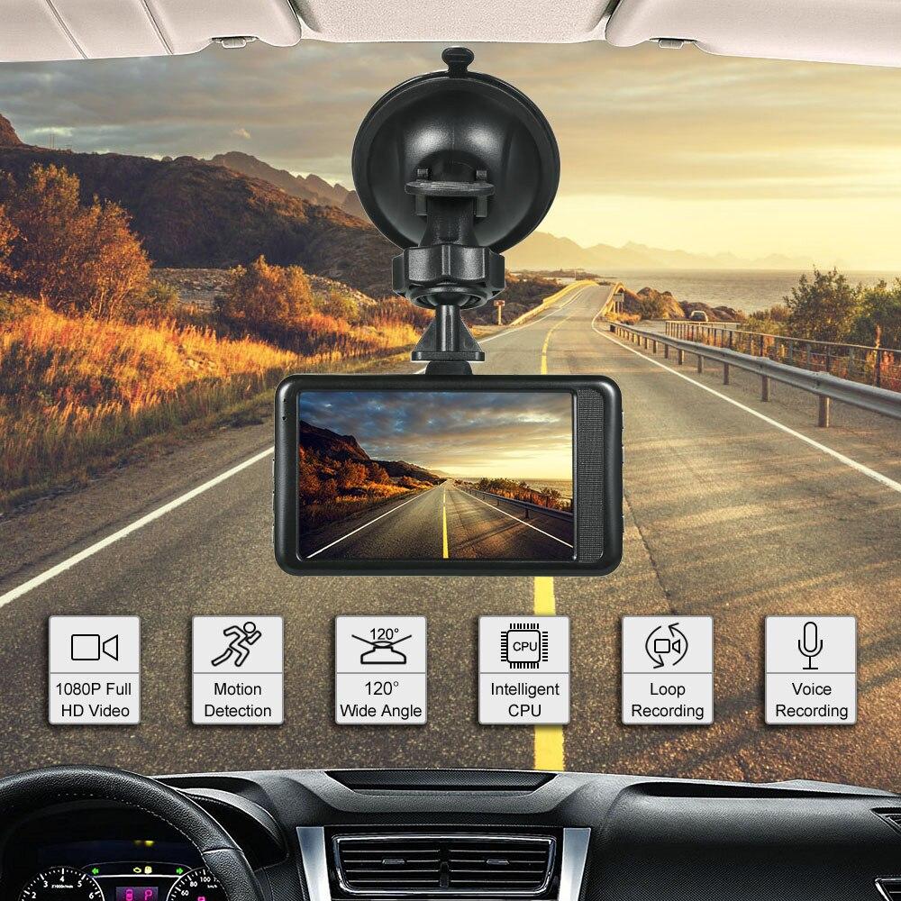 Auto Dvr Dashcam Registrar Fotocamera Vidioregistrator Videocamera Video Recorder per la bmw ford vw mazda jetta Toyota Peugeot volvo