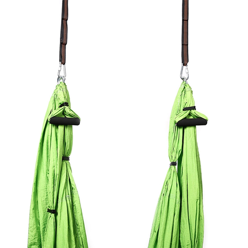 2 Root 1M*2.5CM Jane\'s Hammock Yoga Accessories Aerial Outdoor Multi-function Yoga Hammock Extension Stretch Anti-gravity