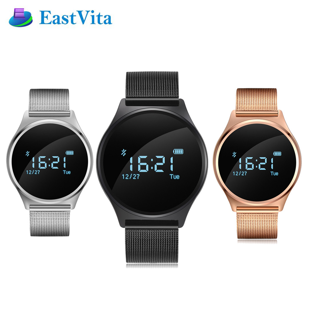 EastVita M7 Smart watch Blood Pressure Bracelet Activity Tracker Heart Rate Monitor cicret bracelet Pedometer Smart