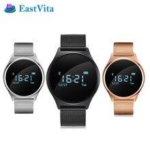 Eastvita M7 Смарт-часы Приборы для измерения артериального давления браслет, трекер активности сердечного ритма Мониторы cicret браслет шагомер Smart Band SH025