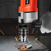 Power Drill Electric Drill Electric Rotary Hammer with BMC and 5pcs Accessories Impact Drill