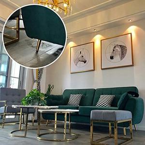 Image 5 - Furniture legs, Adjustable Sofa Leg Stainless Steel Table Legs Hardware Cabinet Feet Pack of 4