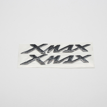 1 Пара Новый Мотоцикл 3D Наклейки Бак Наклейки Аппликация Герб для Yamaha X-MAX XMAX 125 250 400