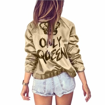 Bomber Jacket ONLY QUEEN 28