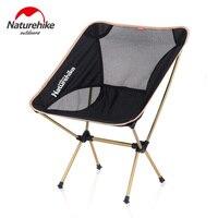 NatureHike новое обновление переносной стул для рыбалки складной стул Кемпинг Туризм садоводство стул для барбекю складной стул
