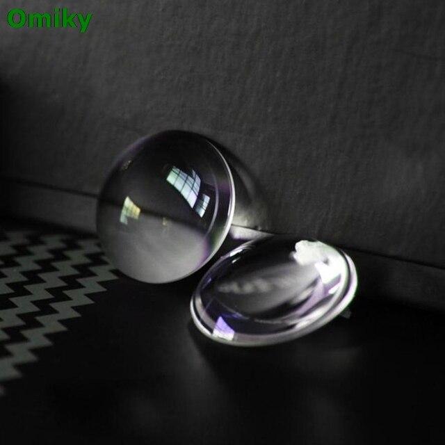 814b2cc29e 2 pcs Google Cardboard Virtual Reality VR BiConvex Lenses Only 25mm x 45mm  may19