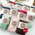 High-end personalizado outono Nova 220 pin 40 s algodão crianças meia-calça menina cor sólida 11 cor 4 tamanho 2-12 anos crianças dança leggings