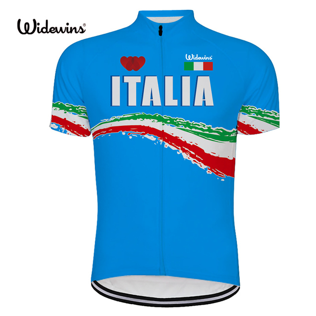 2017 Pro team Italy cycling jerseys summer Bicycle maillot breathable MTB  Short sleeve bike clothing Ropa Ciclismo only 8026 0d6c1a758