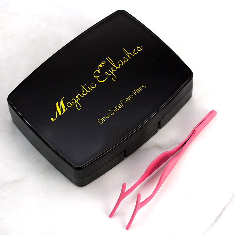 Ferramenta de Maquiagem Ímã Eyeashes Confortável Cílios Handmade