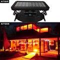 4 Лот Профессиональный Сценический напольный светильник 36x10 Вт rgbw светодиодный настенный светильник городской поток света DMX архитектурное...